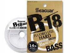 KUREHA SEAGUAR R18 FLUORO LIMITED HARD BASS 80m 14lb #3.5