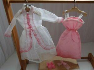 Vintage 1970 Uneeda Mego Dollikin Action Girl Hi Fashion Party Time Outfit HTF