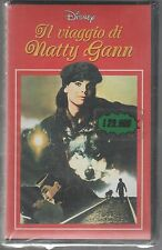 DISNEY IL VIAGGIO DI NATTY GANN THE JOURNEY OF NATTY GANN VHS SIGILLATA!!!