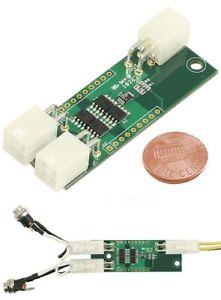 Y-PWR (Hot-Swap / Lastteilung Controller 5-30V, max. 2x 10A)