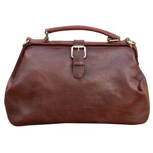Leather Handmade Bag E8Q1