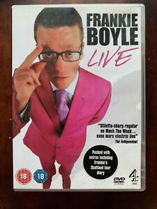 Frankie Boyle Live DVD 2008 Stand Up Comedy Show