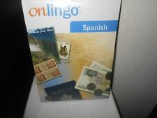 Onlingo Spanish Level 1 New Sealed Cd Rom 2008 Self Paced Free Shipping