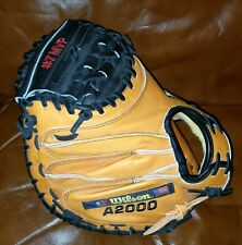 Wilson A2000 1791 PUDGE Ivan Rodriguez #7 MVP embroidered baseball glove mitt