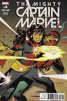 Mighty Captain Marvel Comic 6 Cover B Mary Jane Variant Chris Samnee 2017