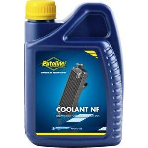 Putoline Coolant NF Motorcycle Motorbike Coolant Antifreeze - 1L