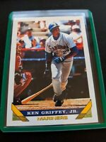 1993 TOPPS #179 KEN GRIFFEY JR HOF SEATTLE MARINERS