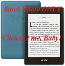 NEW LATEST BLUE! Amazon Kindle PAPERWHITE 10th Gen FREE...