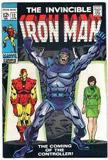 Iron Man #12, Very Fine - Near Mint Condition*