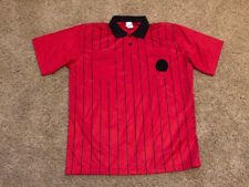 High Five Soccer Referee Jersey Mens 2XL Red