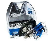 Letronix h4 12v 55/60w halógenas bombilla 8500k Xenon gas ultra White