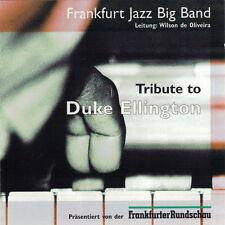 CD Album Frankfurt Jazz Big Band Tribute To Duke Ellington 90`s EFA