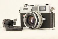 【 NEAR MINT- 】 CANON Canonet QL17 GIII G-III 35mm Film Camera from JAPAN