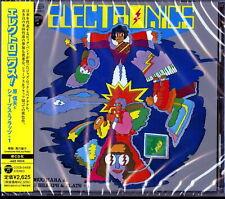 NOBUO HARA & HIS SHARPS & FLATS+1-ELECTRONICS-JAPAN CD F56