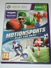 Motionsports Play for Real Xbox 360 Kinect
