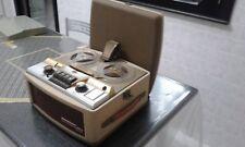 RadioMarelli RM4 - Registratore a Bobine a Valigetta - Con Microfono. - Vintage