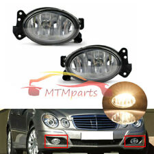 Fog Driving Lights Lamps Left & Right Pair Set for Mercedes Benz CLK E ML Class