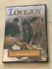 Lovejoy: The Complete Season Five (4-Disc DVD Set) NEW Rare OOP Ian McShane