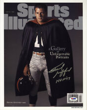 Frank Gifford SIGNED Sports Illustrated Print NY Giants ITP PSA/DNA AUTOGRAPHED