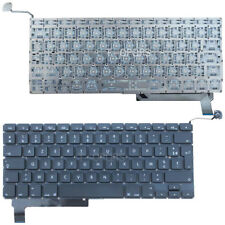 """New For Apple Macbook Pro 15"""" A1286 French Layout Keyboard 2012 20136 2014 2015"""