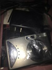 Gateway DC-T50 5.2 MP Digital Camera - Silver