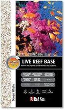 Red Sea Ocean White - Live ARAGONITE Sand 10kg Marine Reef Tank Aquarium