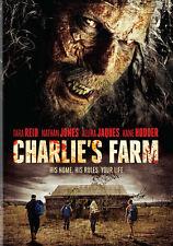 Charlie's Farm (DVD,2015)