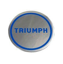 Triumph Wheel Centre Cap Badge For TR7, TR8, GT6, Spitfire & Dolomite YKC1334