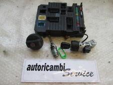 CITROEN C3 1.1 BENZ 5M 44KW (2007) RICAMBIO KIT ACCENSIONE AVVIAMENTO SENZA CENT