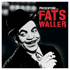 Presenting Fats Waller (CD 2002) New & Sealed 5022508206642