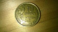 1 PIECE DE 10 FRANCS GUIRAUD 1952B