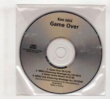 (IO677) Ken Ishii, Game Over - DJ CD