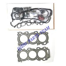 VQ30DE ENGINE/CYLINDER HEAD FULL GASKET SET FOR NISSAN VQ30DE 2988CC ENGINE