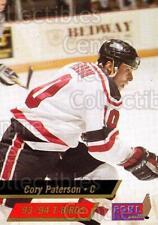 1993-94 Wheeling Thunderbirds #3 Cory Paterson