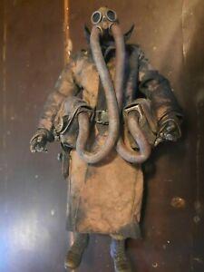 ThreeA WWR NOM Commander Blue Goggles 1/6 Figure NO Box Ashley Wood