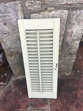 "Interior Wood Plantation Shutters White, 26""x20"" 1 Set Of 2 Pls Read Carefully"