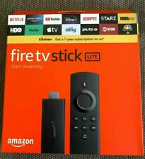 Amazon Fire TV Stick Lite w Alexa Voice Remote Lite  - 2020