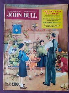John Bull Magazine, October 13th 1956