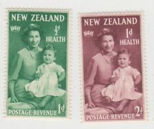 Royalty New Zealand Stamps