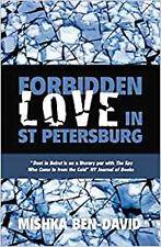 Forbidden Love in St Petersburg, New, Ben-David, Mishka Book