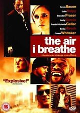 THE AIR I BREATHE KEVIN BACON FOREST WHITAKER JULIE DELPY FOX UK DVD NEW SEALED