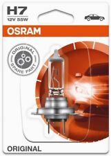 2x Osram H7 12V 55W PX26d Original Spare Part Glühbirne Glühlampe Auto 64210-01B