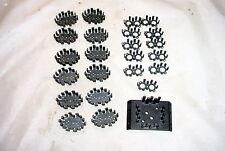 24 IERC Black Aluminum Transistor Heat Sinks (3 sizes)