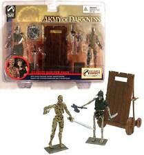 Ejército de las tinieblas Evil Dead Deadites constructor figura exclusivo Set, RARE