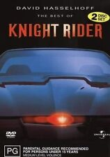 Knight Rider Collection : Vol 1 (DVD, 2-Disc) R-2+4