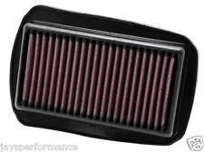 Kn air filter Reemplazo Para Yamaha YZF125; 2008-2012