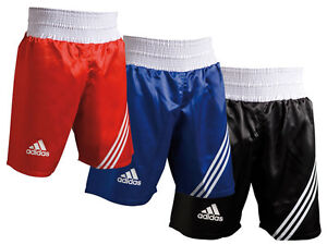 adidas Boxing Training Competition Shorts - ADISMB02