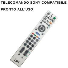 LIFE TELECOMANDO COMPATIBILE DI SOSTITUZIONE RICAMBIO PER TV SONY SMART E NON