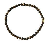Tigereisen Edelstein-Armband Stretch Perlenarmband D545
