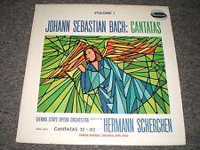 J.S. Bach: Cantatas~Vienna State Opera Orchestra~Hermann Scherchen~Westminster